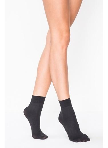 Penti Mikro 40 Soket Çorap Siyah
